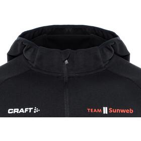 Craft Team Sunweb Huppu Miehet, black